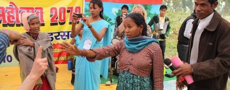 Sukhar, Nepal outreach February 2014